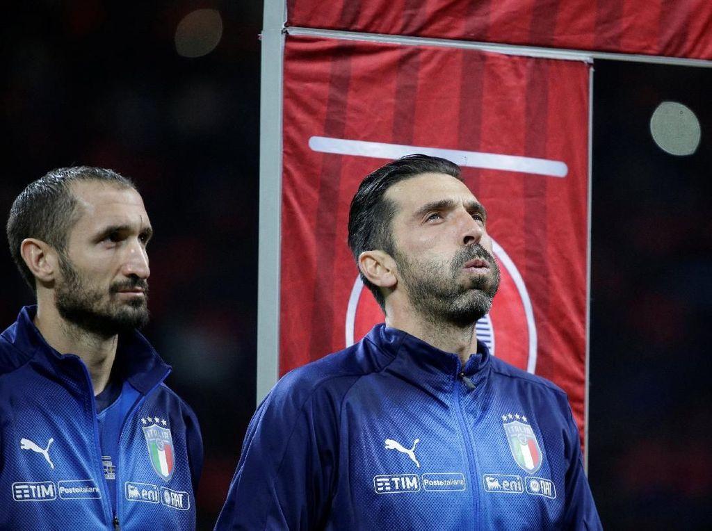 Buffon Akan Ditawari Kembali ke Timnas Italia