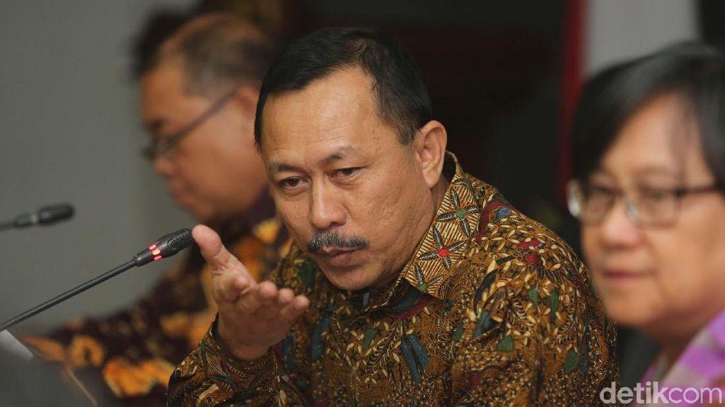 Ahmad Damanik Pimpin Komnas HAM