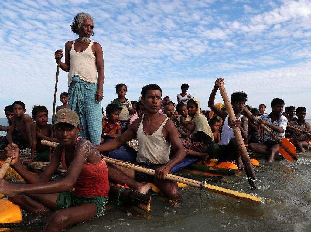 Pemerintah Kanada Diminta Untuk Terima Pengungsi Rohingya