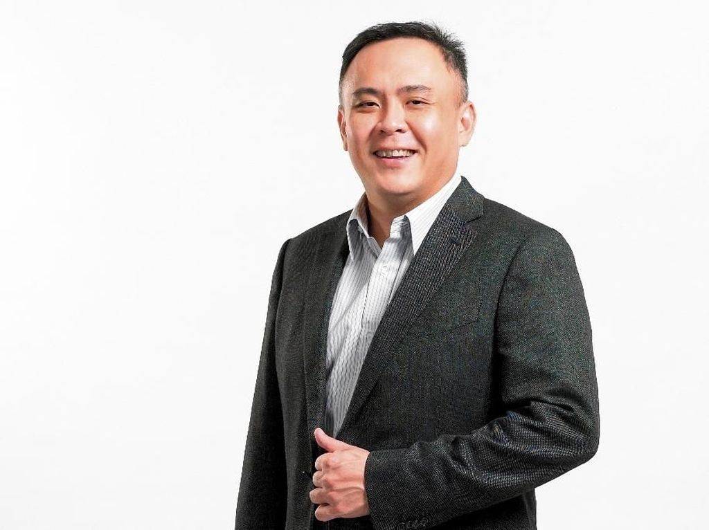 Joy Wahjudi Resmi Jabat Dirut Baru Indosat