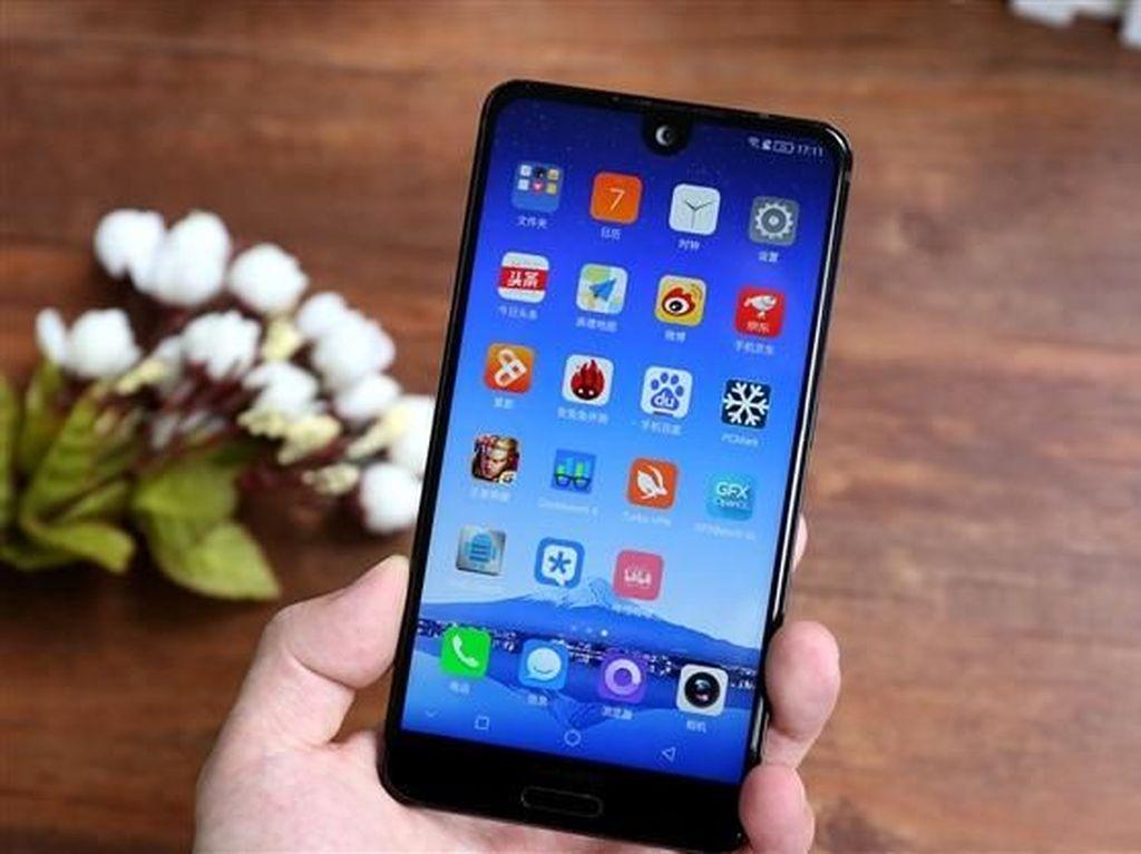 Sharp Hadirkan Aquos S2, iPhone X Rp 5 Jutaan