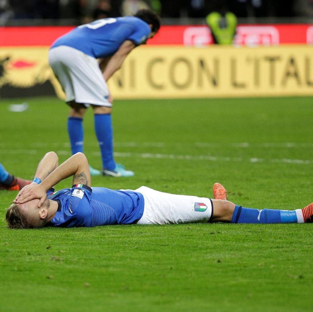 Loew Turut Sedih Italia Gagal ke Piala Dunia