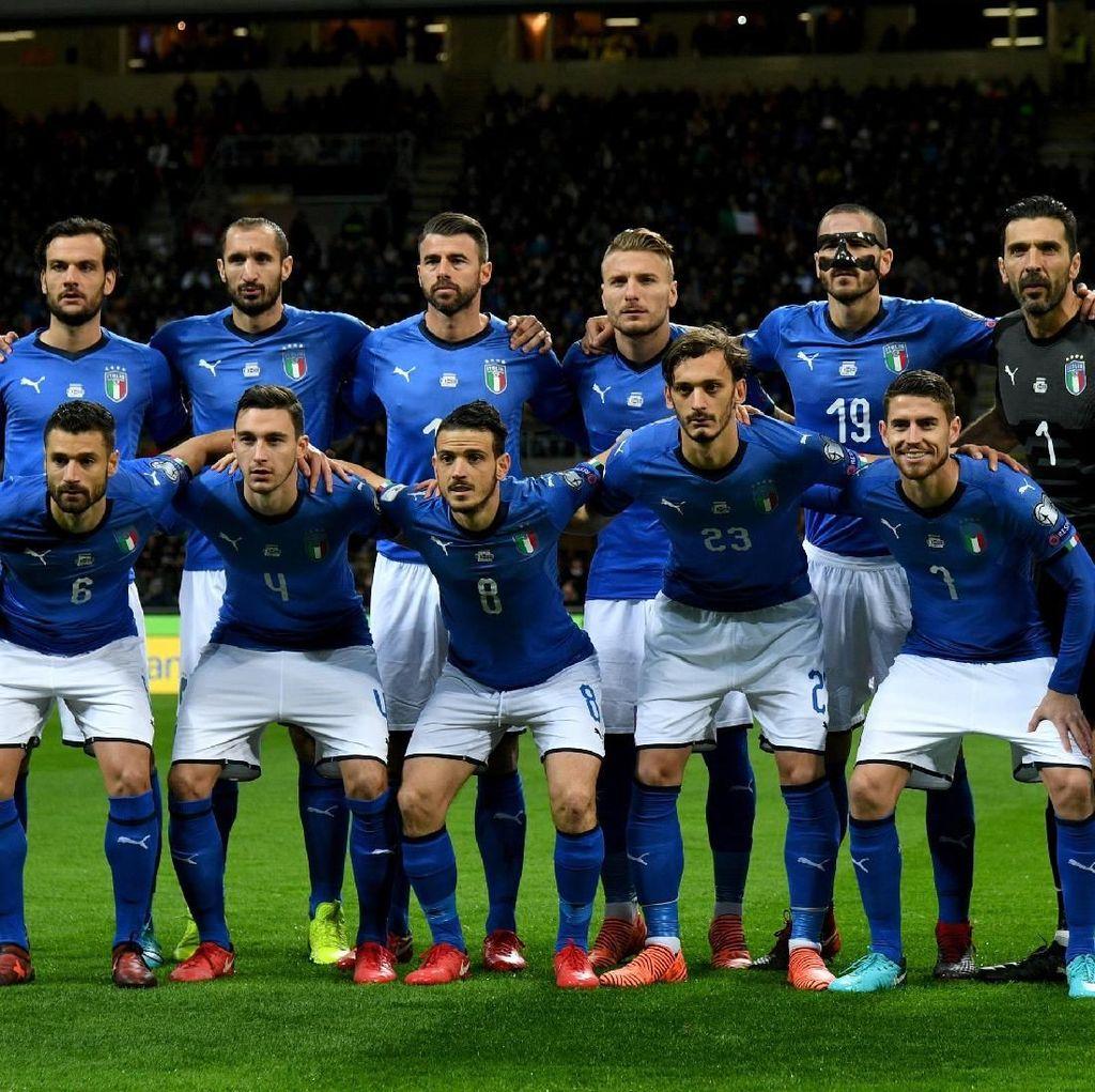 Empat Kandidat Potensial Pelatih Baru Timnas Italia
