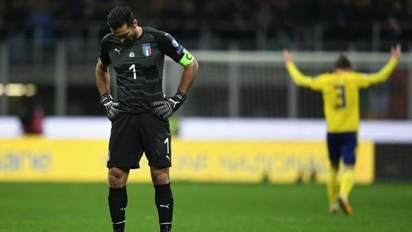 Video: Tangisan Gianluigi Buffon