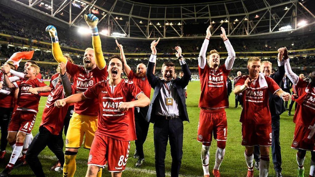 Tim Dinamit Denmark ke Piala Dunia 2018