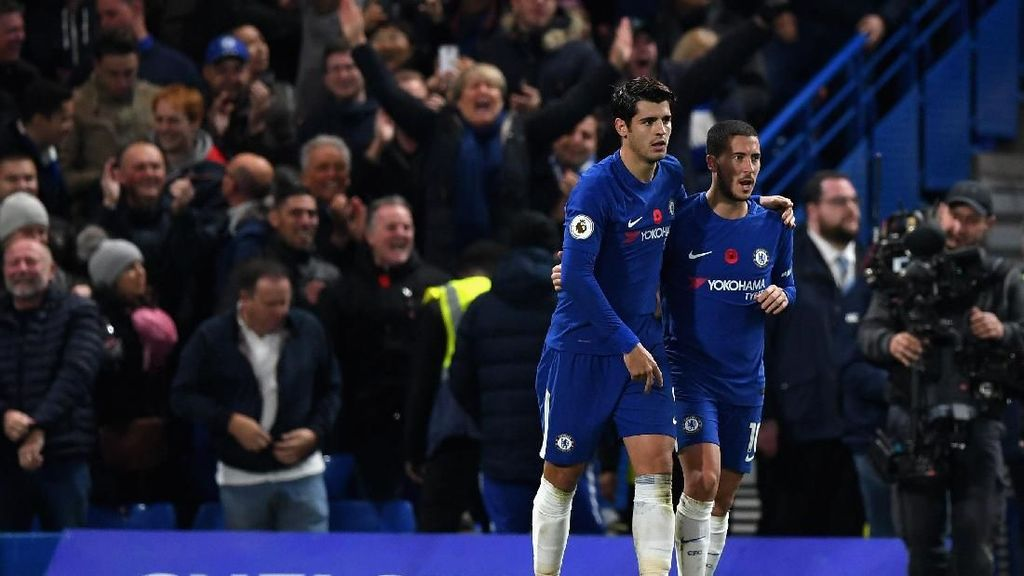 Valverde Antisipasi Ancaman Morata dan Hazard