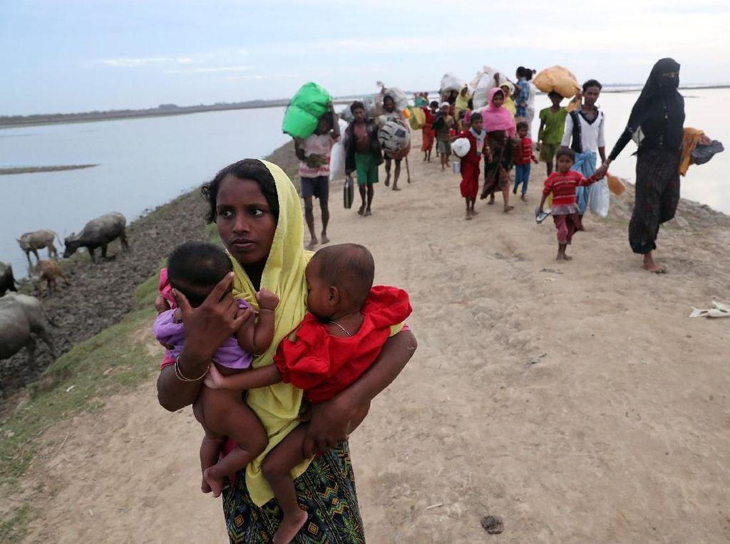 Utusan PBB: Pemulangan Warga Rohingnya ke Myanmar Berisiko Tinggi