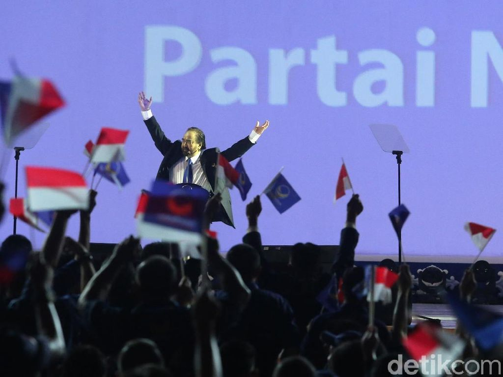Kandidat Pimpinan DPR dari NasDem: Rachmat Gobel hingga Prananda Paloh