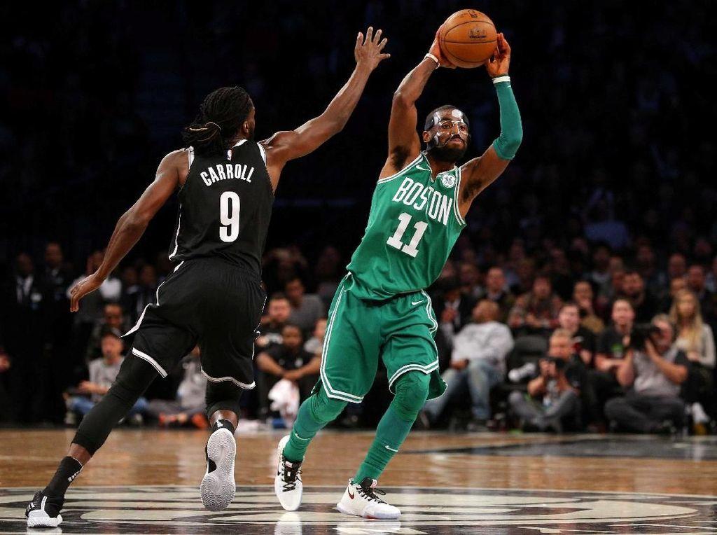 Atasi Nets, Celtics Bukukan 13 Kemenangan Beruntun