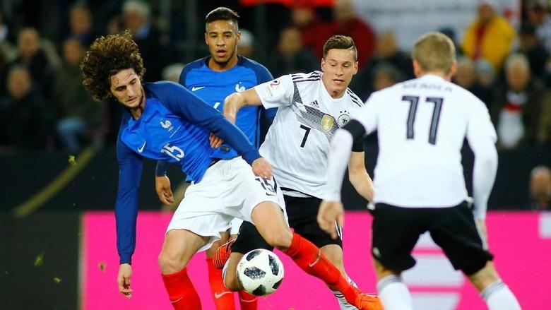 Jerman vs Prancis Berakhir 2-2