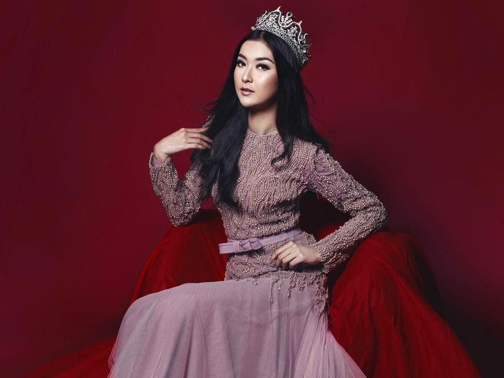 Kevin Lilliana Curhat Momen Memalukan di Miss International 2017
