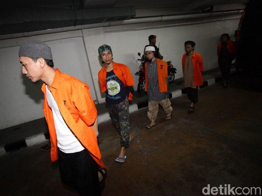 23 Teroris Disidang di PN Jakarta Timur
