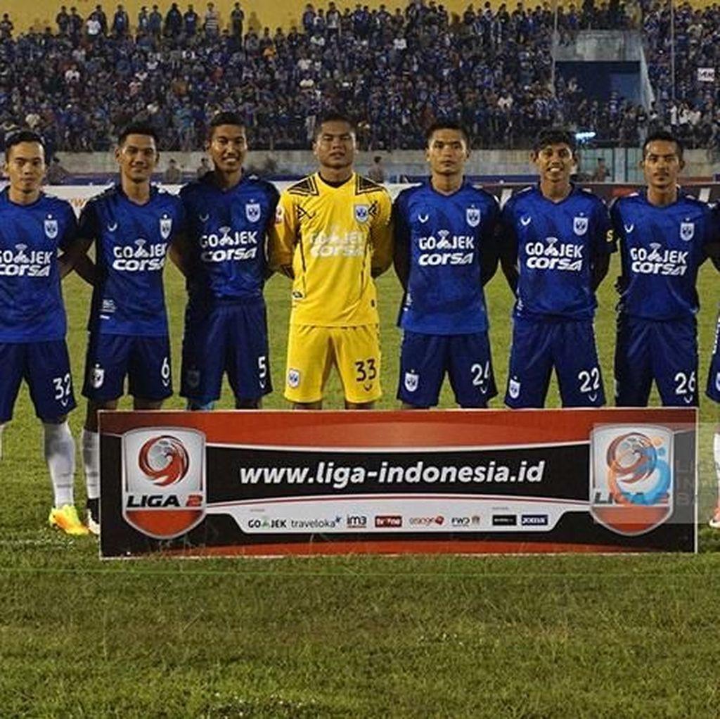 PSIS Semarang Lolos Secara Dramatis ke Babak Semifinal Liga 2