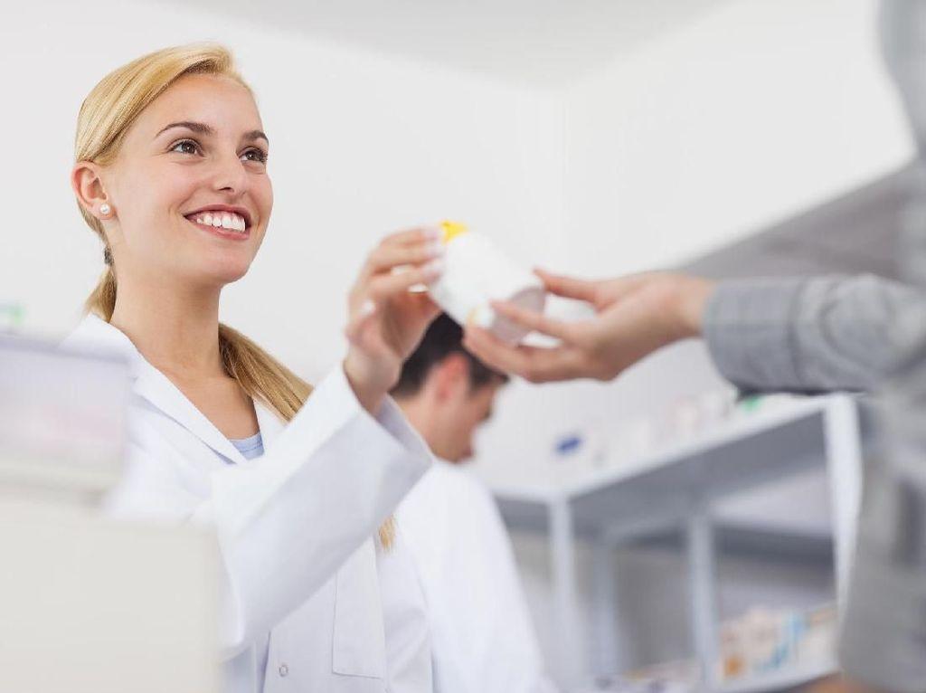 Hindari Salah Beli Antibiotik, Pastikan Apoteker Ada di Tempat