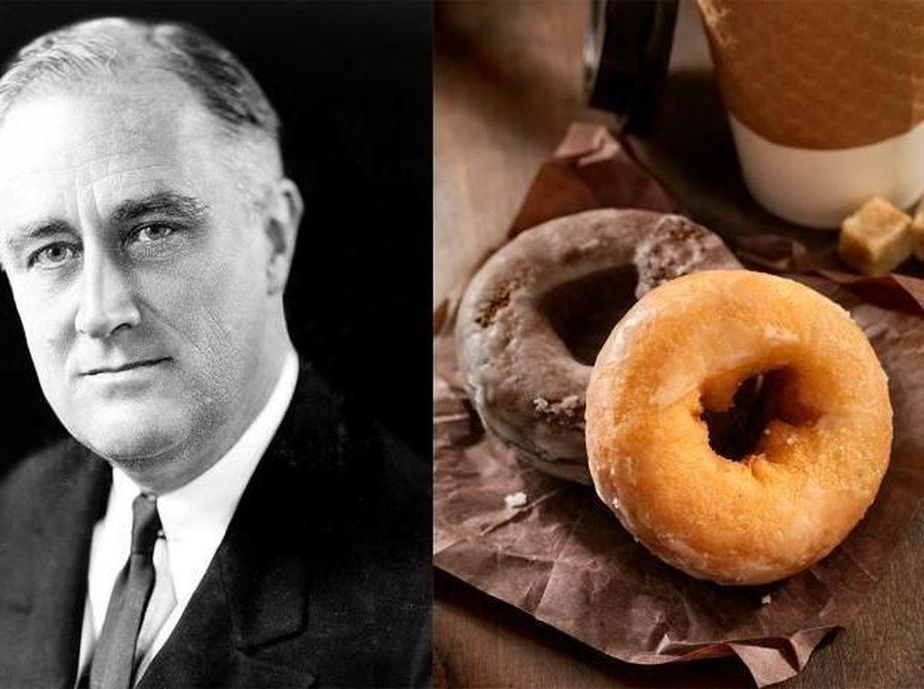 Donat, Steak hingga Jelly Bean, Ini Makanan Favorit 15 Presiden AS! (1)