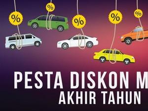 Diskon Mobil Akhir Tahun: Avanza Dapat Potongan Rp 25 Juta, Xpander Rp 9 Juta