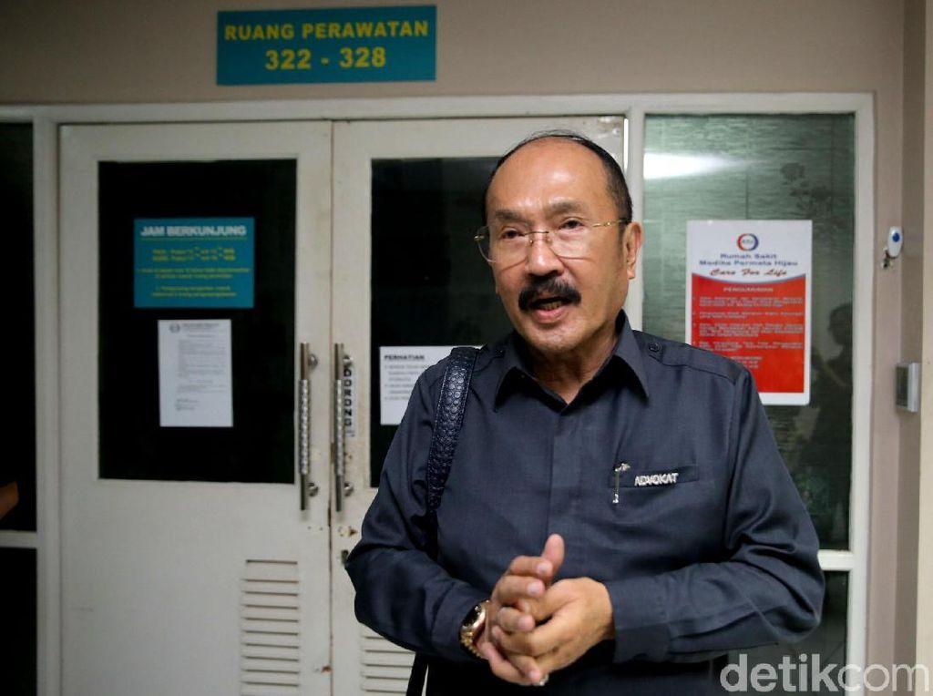 Mundur Tangani Novanto di KPK, Fredrich: Urusan Bareskrim Tetap