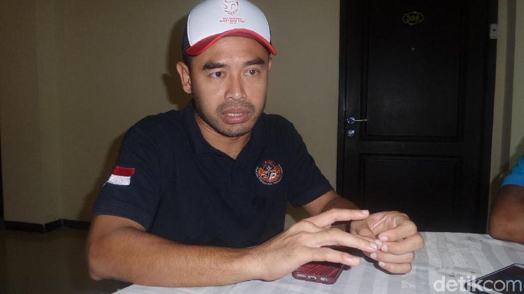 Ponaryo Astaman Temui Maruf Amin Bahas Laga Amal untuk Banten
