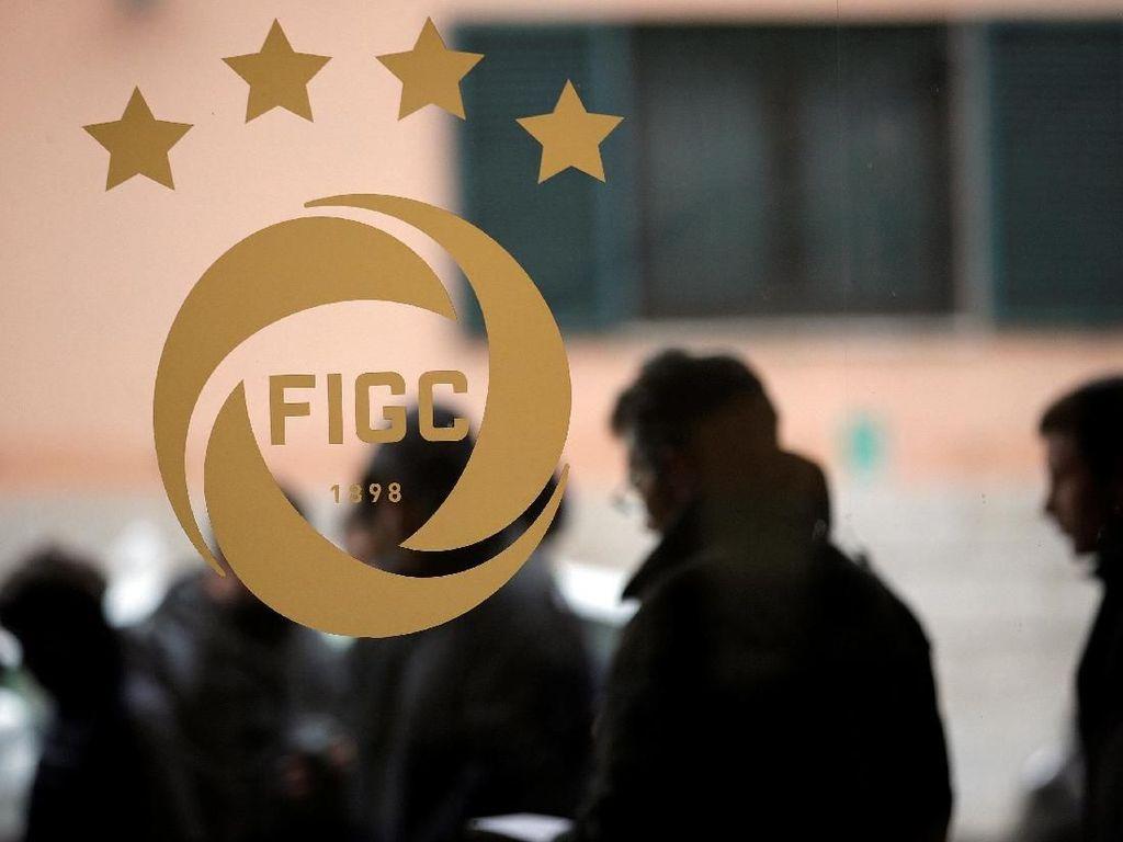 Cassano Minta FIGC Depak Juventus, Inter, dan Milan