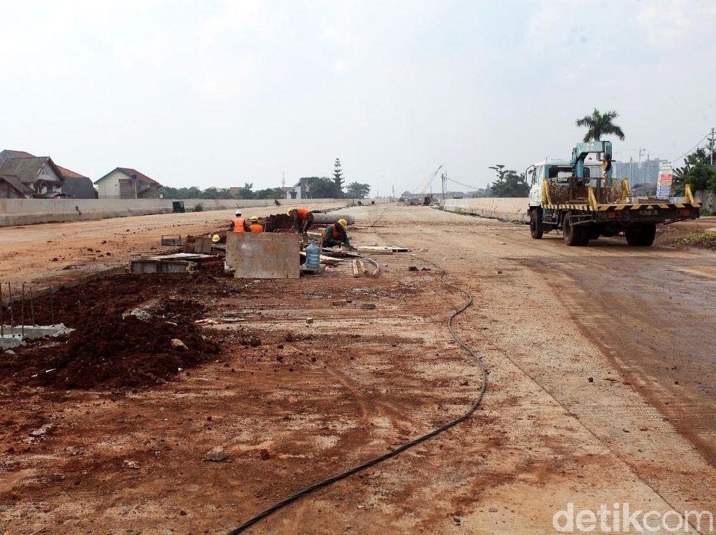 Jokowi Akan Resmikan Pengerjaan Proyek Tol Padang-Sicincin