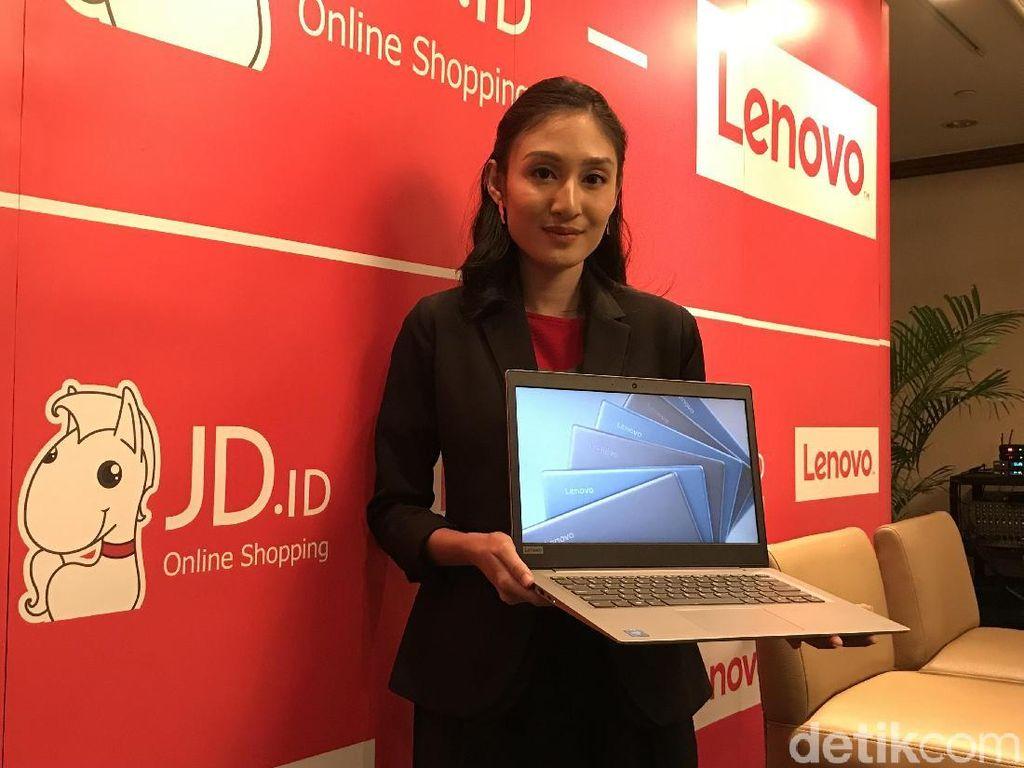 Lenovo Rilis Laptop Ramping Harga Rp 3 Jutaan