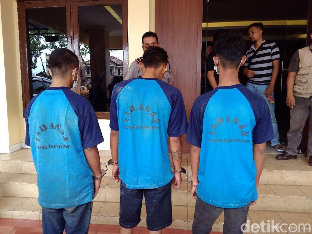 Dua Bocah di Garut Ini Jadi Pencuri Spesialis Kantor Pemerintah