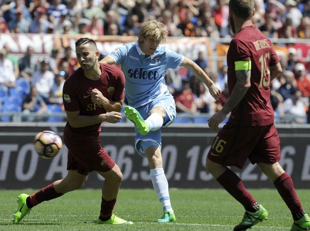 Head to Head Roma vs Lazio