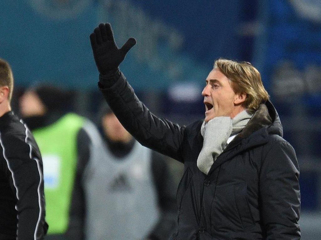 Disebut-sebut Jadi Calon Pelatih Italia, Mancini: Saya Bahagia di Zenit