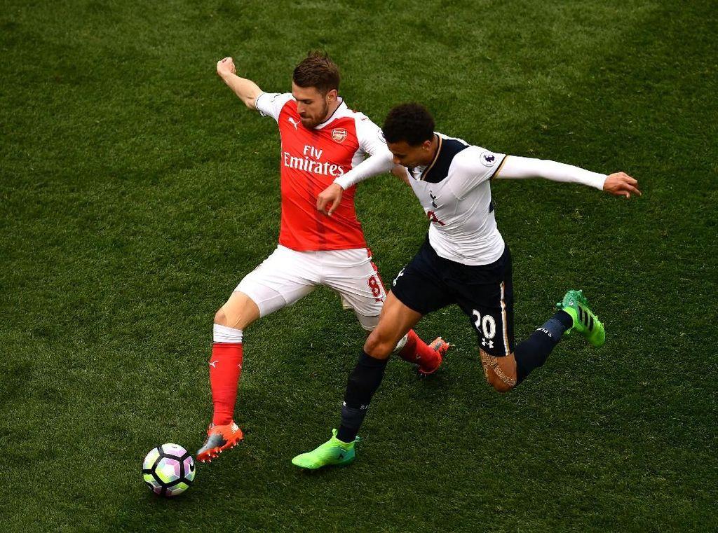 Naik-Turunnya Performa Arsenal Tak Jadi Fokus Spurs