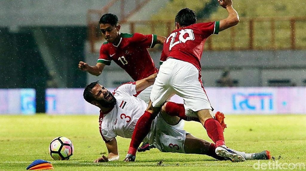 Timnas Bakal Ramaikan Tsunami Cup di Aceh