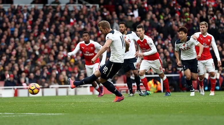 Arsenal vs Spurs Diprediksi Seri 1-1