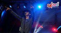 Aksi /rif di MAXcited Yogyakarta (Foto: Telkomsel)