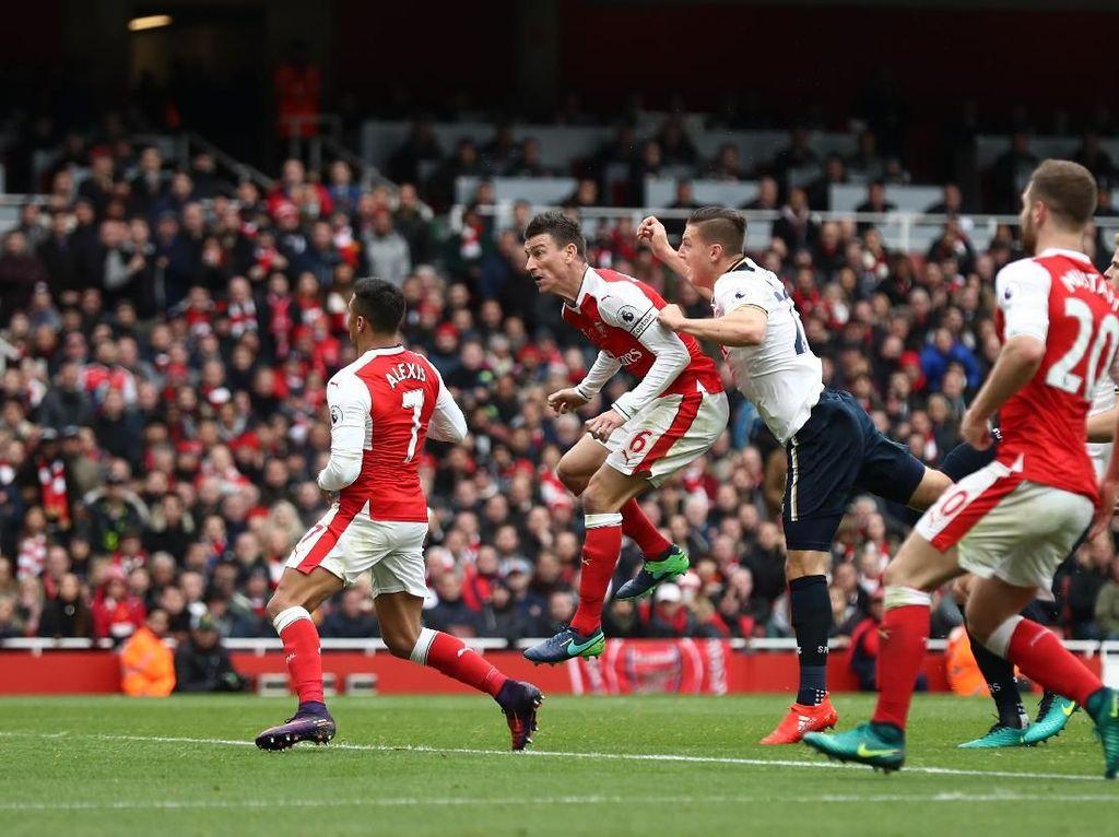 Rekor Kandang Impresif Arsenal vs Momentum Positif Spurs