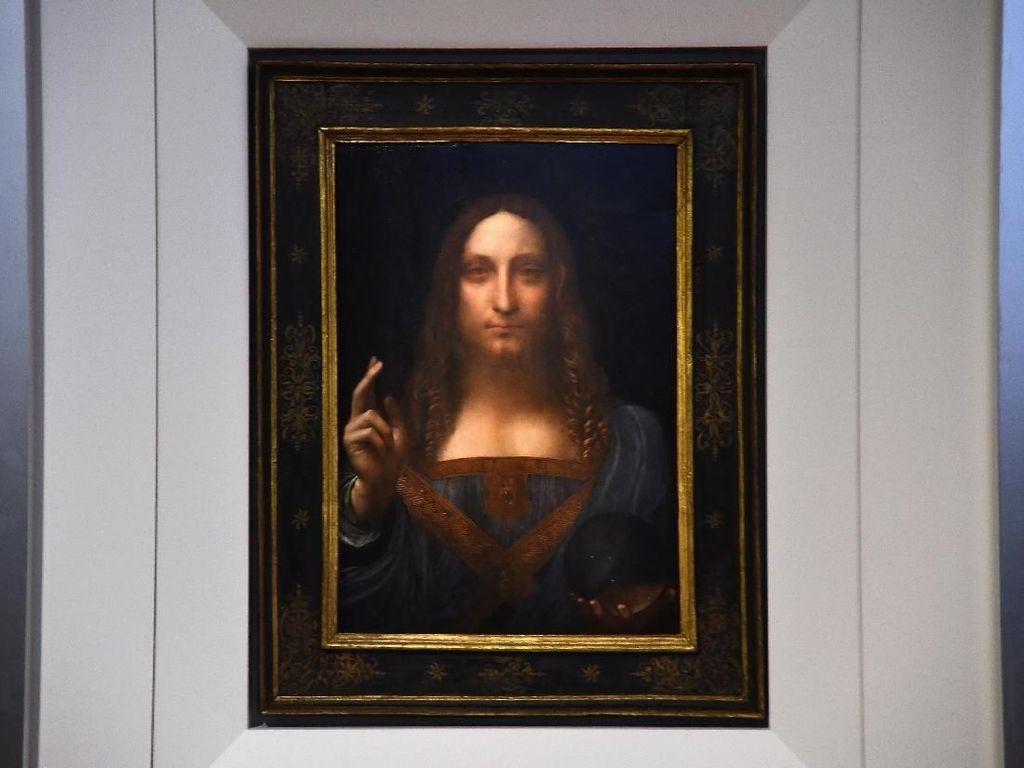Berada di Atas Kapal Pesiar, Lukisan Termahal di Dunia Ada di Laut Merah