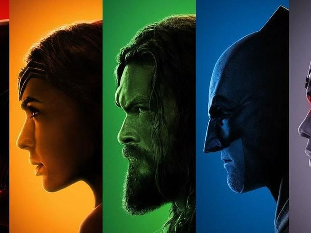 Trailer Justice League Versi Zack Snyder Dirilis, Ini yang Baru