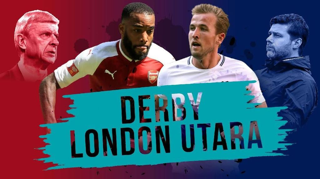 Derby London Utara Jilid I Milik Siapa?