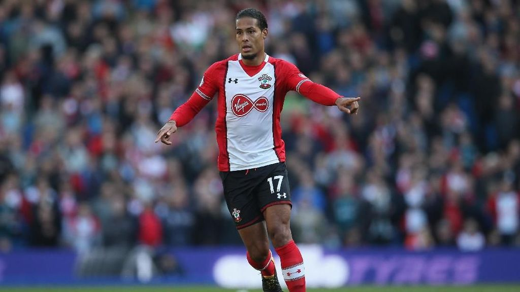 Van Dijk Bisa Tinggalkan Southampton Januari Nanti