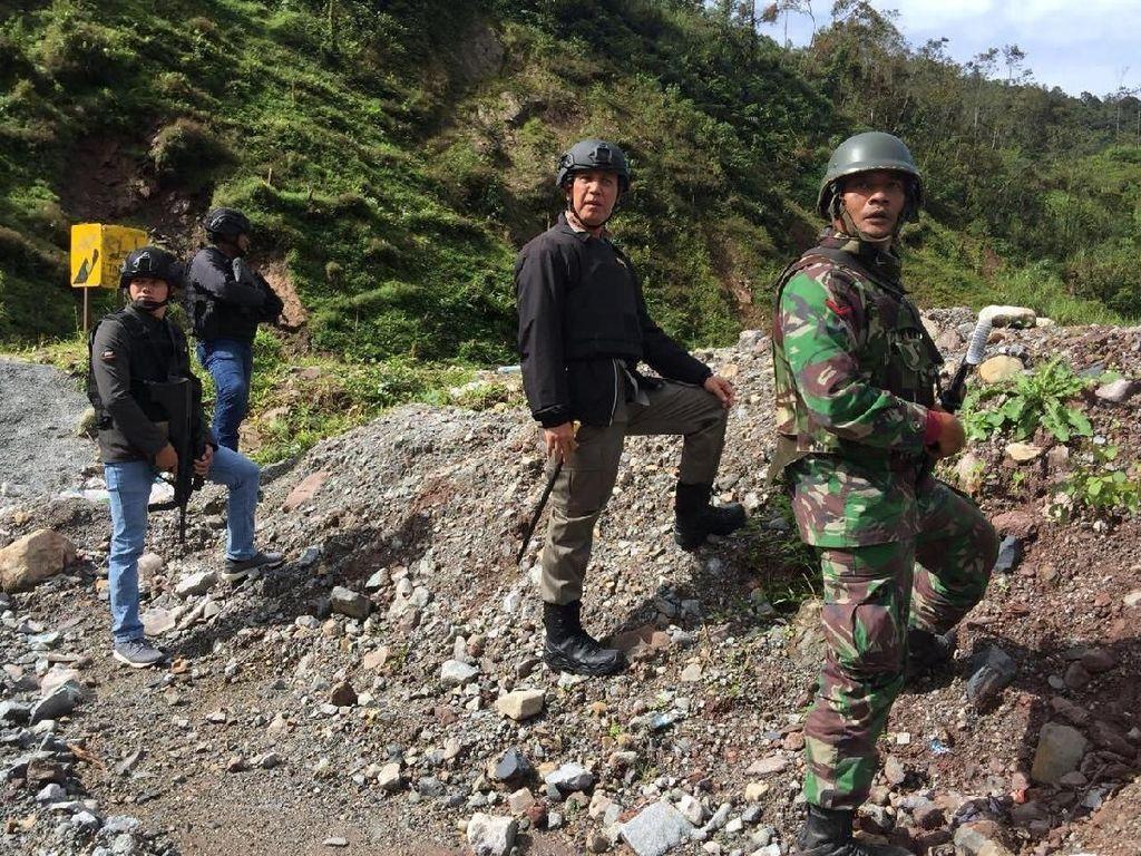 Sudah 1.148 Warga yang Disandera di Papua Dievakuasi TNI-Polri