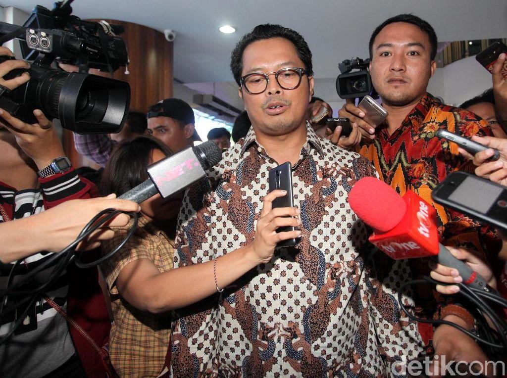 Mahyudin Dukung Novanto Tunjuk Aziz Syamsuddin Jadi Ketua DPR