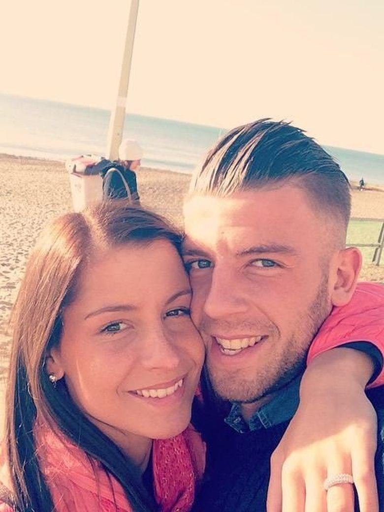 Ini adalah Shani van Mieghem, istri dari bek sayap Tottenham, Toby Alderweirld. (Foto: dok. Instagram)