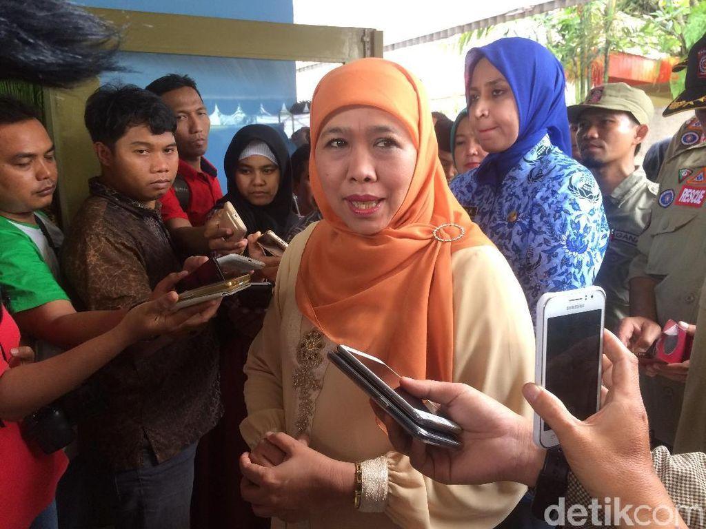Khofifah Surati Jokowi Hari Ini, akan Ada Mensos Baru?