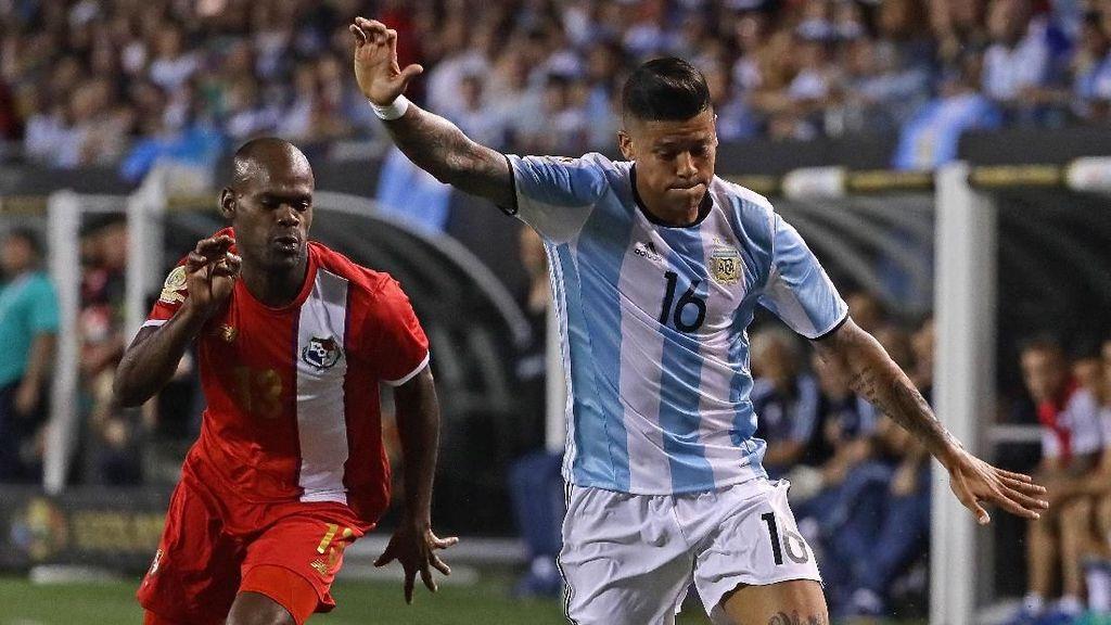 Motivasi Besar Rojo untuk Kembali Masuk Timnas Argentina