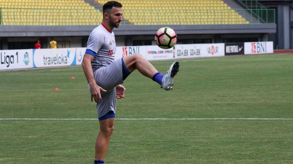 Spaso ke Bali United