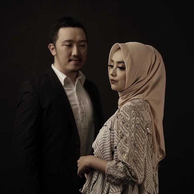Prewed Romantis Hijab 12