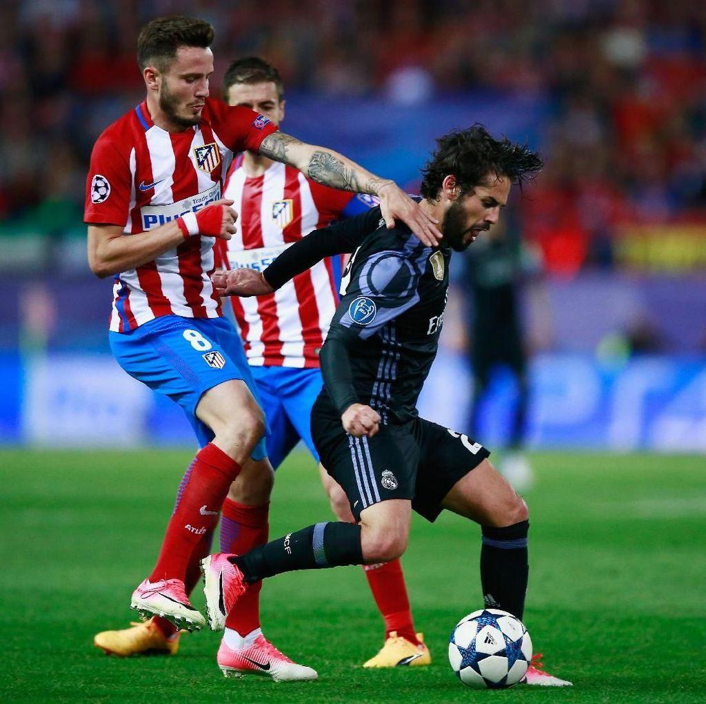 Data dan Fakta Atletico vs Madrid