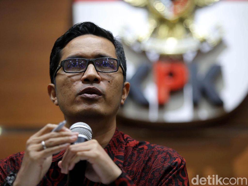 Kasus Korupsi Proyek Jalan, KPK Geledah Kantor Bupati Bengkalis