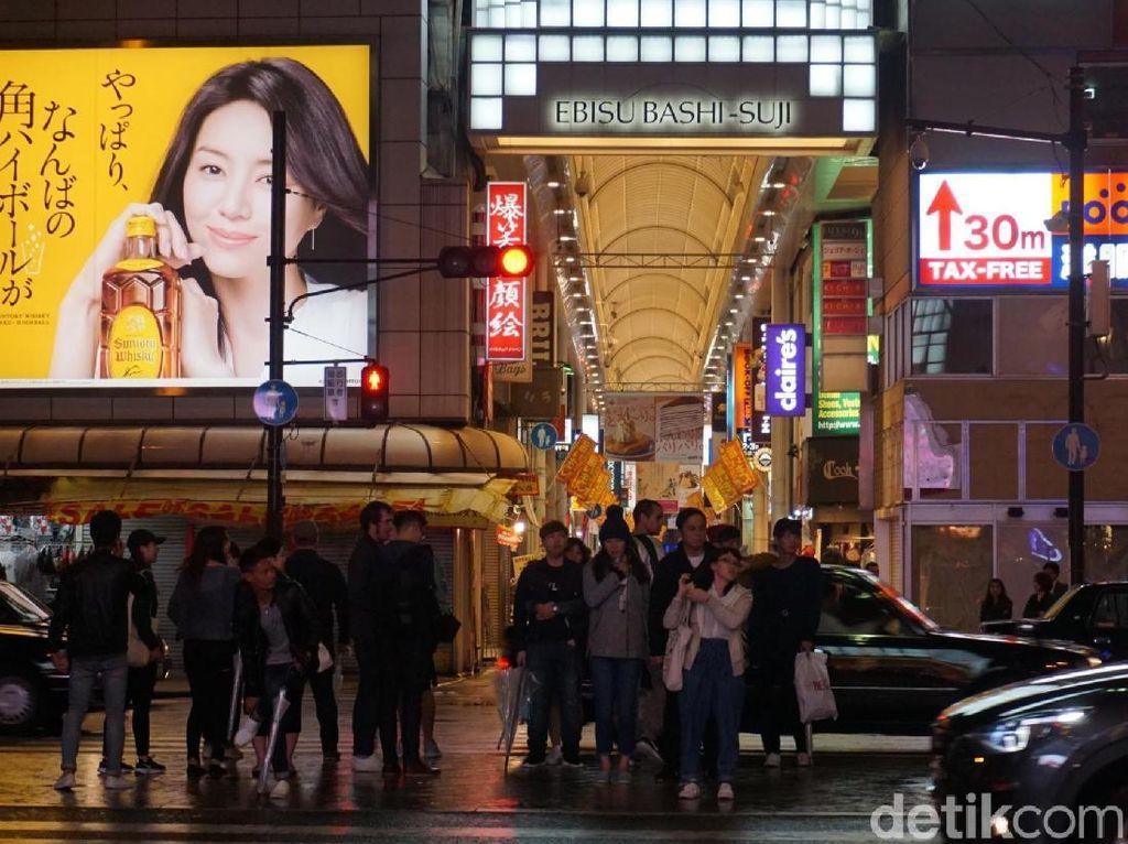 Tokyo dan Osaka Masih Jadi Destinasi Favorit Turis Indonesia di Jepang