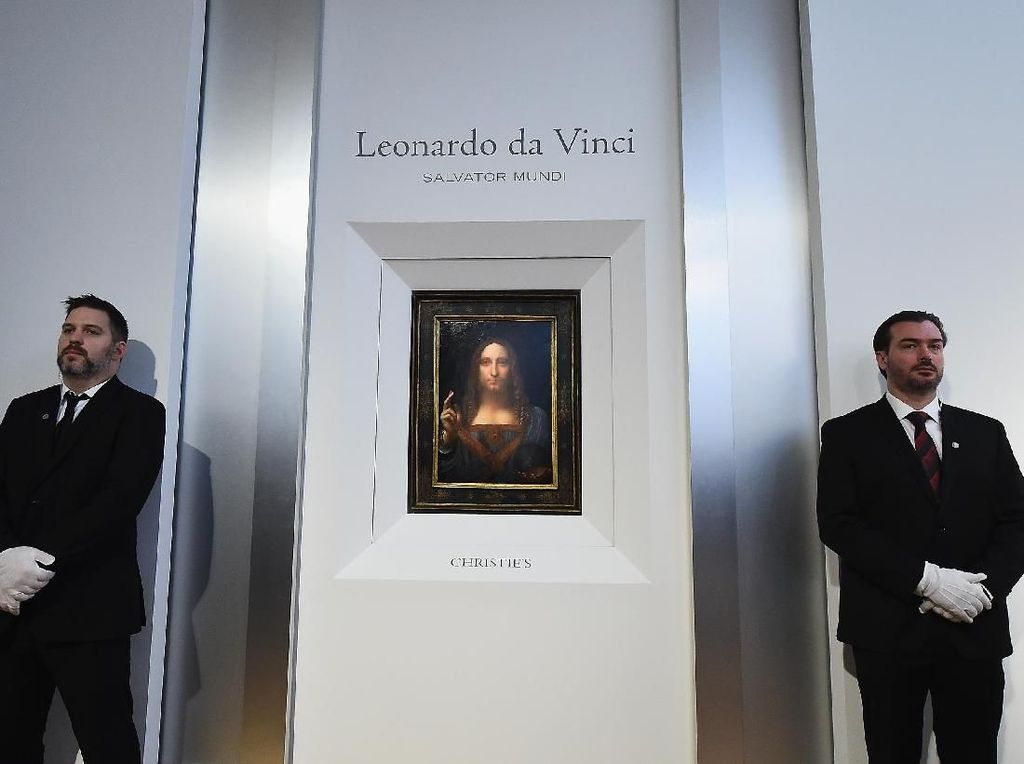 500 Tahun Kematian Leonardo da Vinci