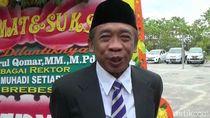 Ditangkap, Pelawak Qomar Diduga Berijazah Palsu Saat Pencalonan Rektor
