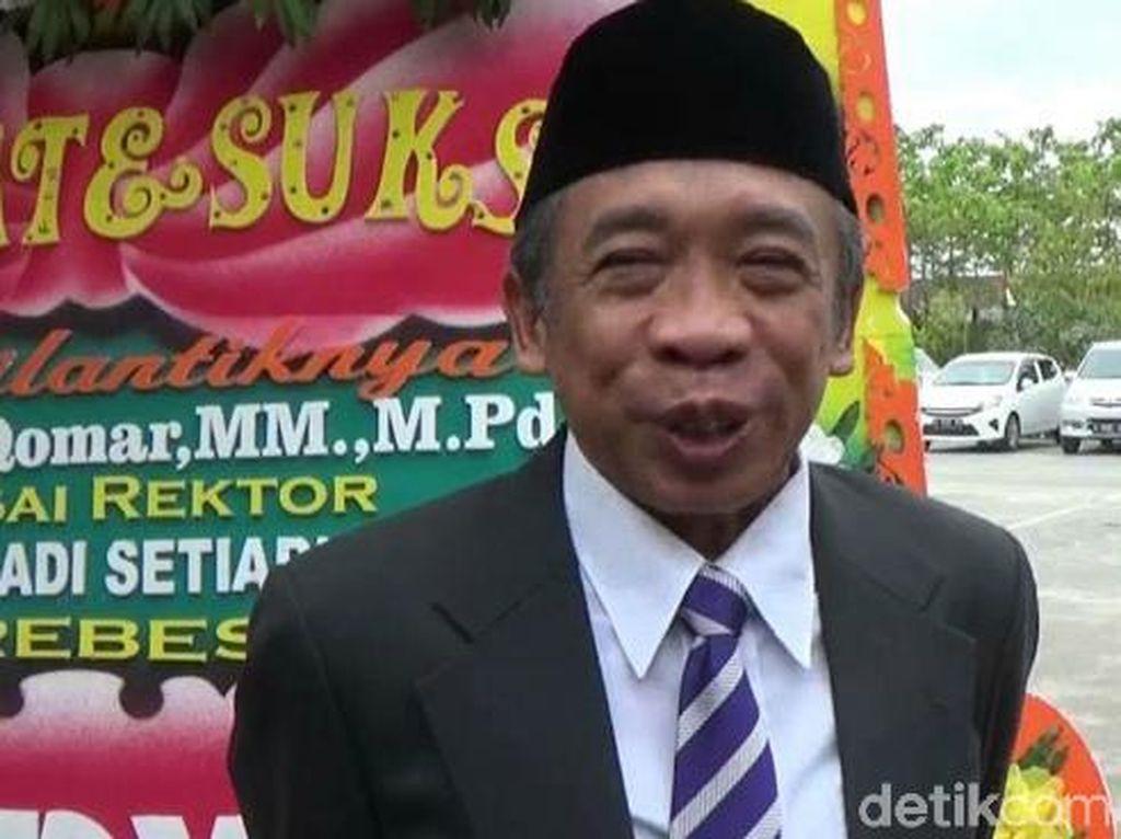 Nurul Qomar Ditangkap karena Ijazah Palsu, NasDem: Proses Hukum!